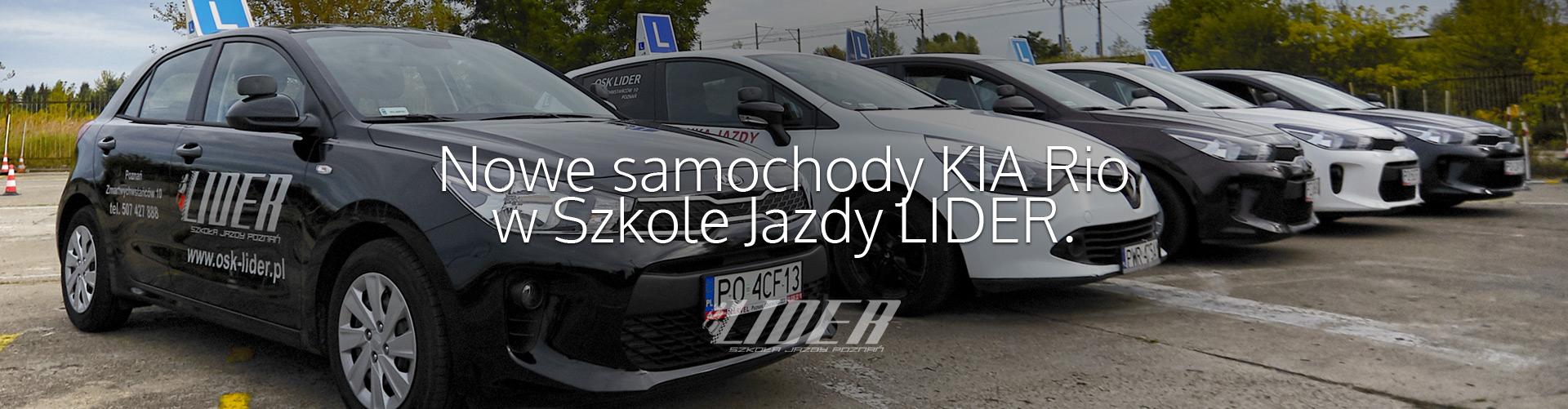 Szkoła Jazdy Poznań